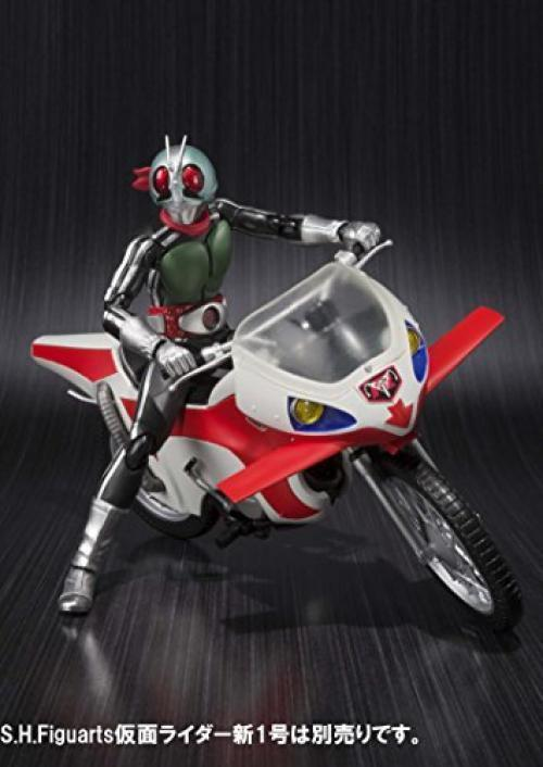 NEW S.H.Figuarts Masked Kamen Rider NEW CYCLONE Action Figure BANDAI from Japan