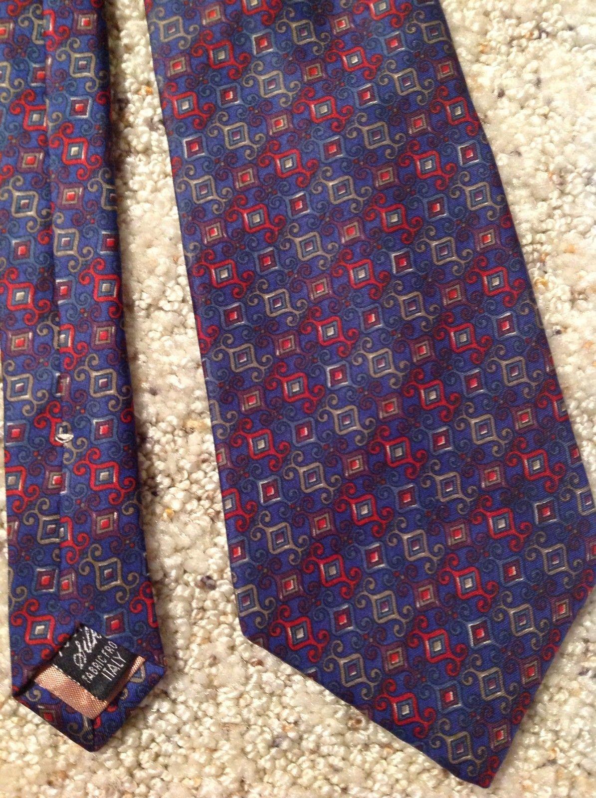 c093b5738373 Italian Mens Necktie 100% Silk Geoffrey and 50 similar items