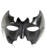 Black Bat Masquerade Mardi Gras Halloween Ball Mask - $10.44