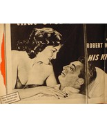 RIDICULOUSLY RARE 1951 JANE RUSSELL ROBERT MITCHUM HIS KIND OF WOMAN MOV... - $33.77