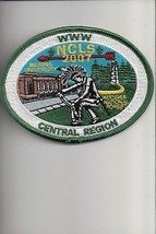 2007 NCLS Central Region OA patch - $5.94