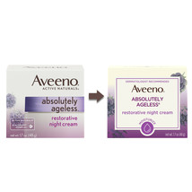 Aveeno Absolutely Ageless Restorative Night Face Cream, 1.7 fl. oz - $32.28