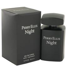Perry Ellis Night By Perry Ellis For Men 3.4 oz EDT Spray - $22.13