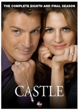 Castle : The Complete Eighth Final Season 8 DVD BRAND NEW - $9.99