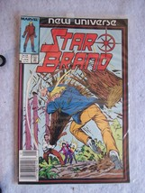Star Brand # 4 (January 1987, Marvel) - $2.69