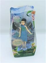 Disney Store Flutter Fairies Silvermist Blue Fairy New in Box - $29.99