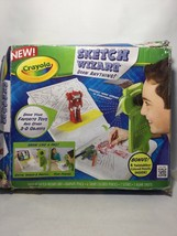 Crayola Sketch Wizard, Drawing Kit, Kids Artist Set With Background Papers - $6.10