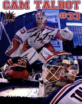 Cam Talbot New York Rangers Hand Signed Autographed 8x10 Photo w/coa - $22.99
