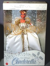 NEW 1997 Mattel Barbie Disney Cinderella ~ Winter Dreams K*B Toys Exclus... - $29.69