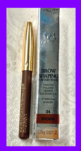 Lancome BROW SHAPING POWDERY PENCIL Eyebrow Shaper Powder Filler 04 BROW... - $11.87