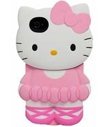 Hello Kitty BALLERINA iPhone 5/5S Cell Phone Hard Case Triple Layer Prot... - $17.94