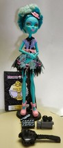Monster High~Honey Swamp~Frights Camera Action~Clapboard~Diary~Stand~Com... - $18.69