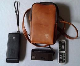 Kodak Tele-Ektra 1 Camera Tote Instructions Flash Bulbs Trimlite Instama... - $30.69
