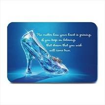 Cinderella Glass Shoes Plate Place Mat - $17.00