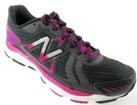 New Balance Women's Black Pink Running Shoes Sz 5(D) Wide #W670BK5 - $49.99