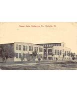 Vassar Swiss Underwear Co Factory Rochelle Illinois 1910c postcard - $9.85