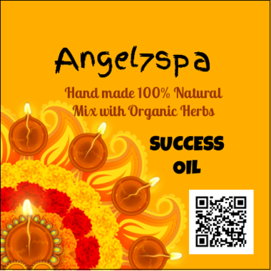 Spellbound Success Oil hand made by angel7spa