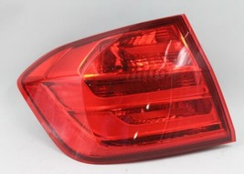 12 13 14 15 BMW 320I 328I 335I LEFT DRIVER SIDE TAIL LIGHT OEM - $84.14