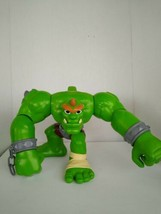 Fisher Price Imaginext Giant Green Ogre 2012 Monster Works Tested Makes ... - $29.47