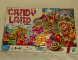CANDY LAND Kingdom of Sweets Adventures 2010 Hasbro - $21.73