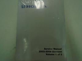 2003 2004 2005 2006 HONDA ELEMENT Service Shop Workshop Repair Manual Se... - $158.40