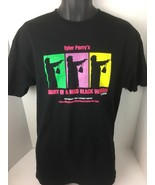 Tyler Perry's Diary of a Mad Black Women Madea Promo Shirt Large - $19.99