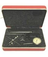 Starrett No 196A1Z Dial Test Indicator Vintage Tools - $217.75