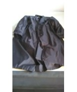 Windsor Bay Black Trench/Rain COAT 22W - $29.99
