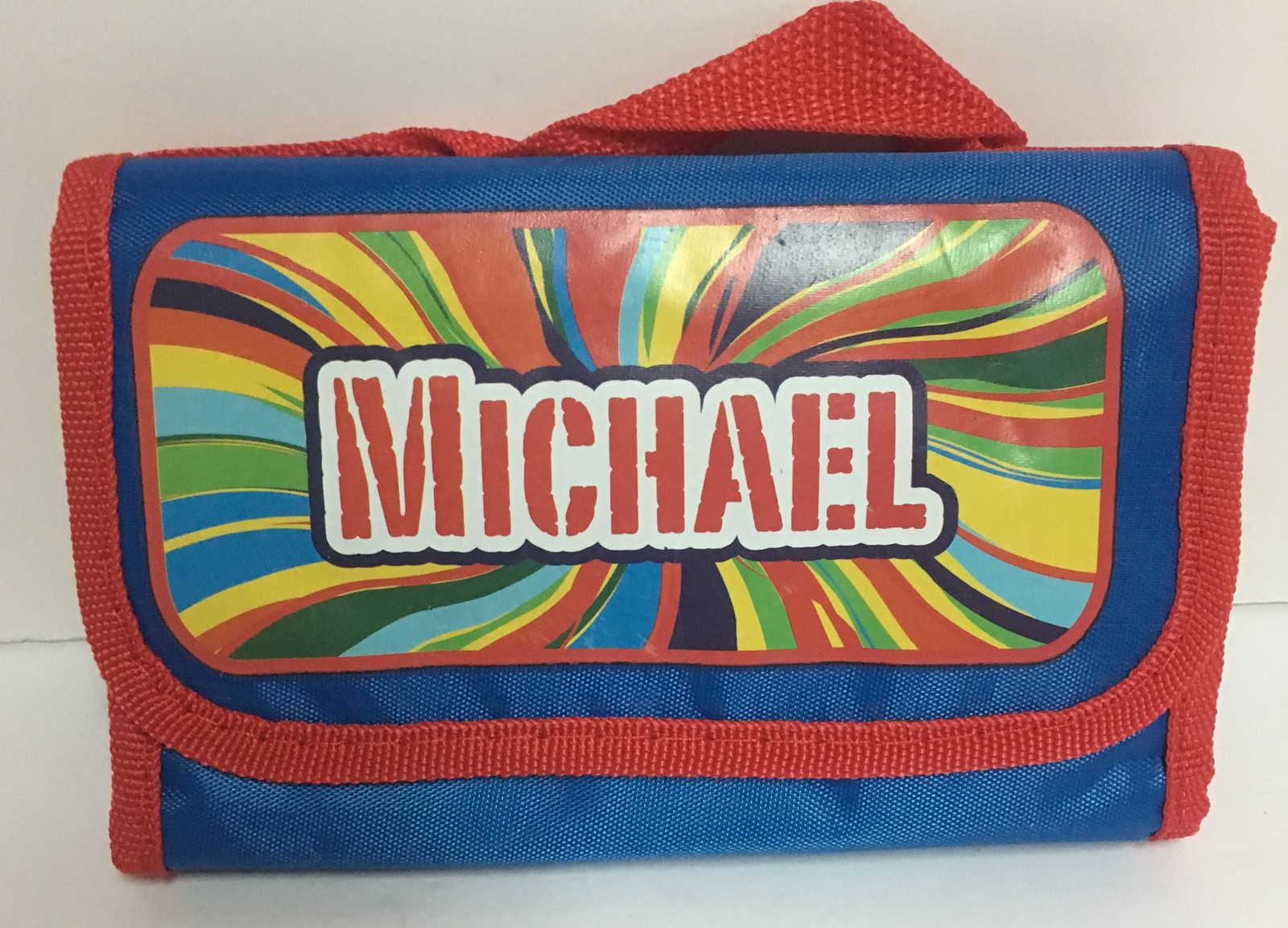 Personalized Insulated Lunch Bag Fold Up MICHAEL