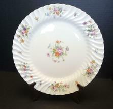 "Minton 12 5/8"" Chop Plate * Round Platter - Marlow Pattern - $56.99"