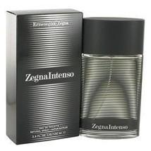 Zegna Intenso Cologne By Ermenegildo Zegna 3.4 oz Eau De Toilette Spray For Men - $51.73
