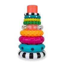 Sassy Stacks of Circles Stacking Ring STEM Learning Toy, 9 Piece Set - $15.00