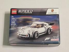 READ Sealed NEW LEGO 1974 Porsche 911 Turbo 3.0 Speed Champions Set 75895 - $19.99