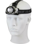 Cree LED Headlamp Hands Free Tactical Work Flashlight  - $13.99