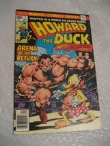 HOWARD THE DUCK vol 1 #5 marvel comic book VF cond, 1976 - $9.99
