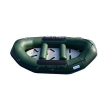 BRIS 9.8ft Inflatable White Water River Raft 2 Person Self Bailing Raft Dinghy image 7