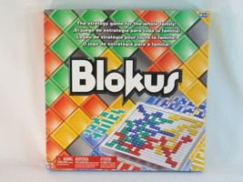 Blokus 2000 Strategy Board Game Mattel Alary Bilingual NEW Open Box @@@ - $29.70