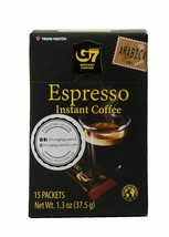 Trung Nguyen - G7 Instant Espresso Coffee 15 Single Serve Sticks - Pure ... - $9.89+