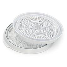 Presto 06306 Dehydro Electric Food Dehydrator Dehydrating Trays (White) - $19.65