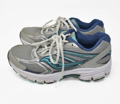 Saucony Cohesion 9 Womens Sz 6 EU 37 Athletic Running Hiking Trail Shoe ... - £19.75 GBP