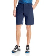 Under Armour Mens Match Play Stretch Golf Shorts 1253487 408 Blue 40 - $47.96
