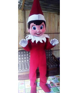 Elf on the Shelf Adult Mascot Costume For Sale - $299.00