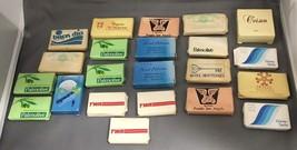 Lot Of 22 Unused Vintage Hotel Soap TWA & Palmolive - $10.99