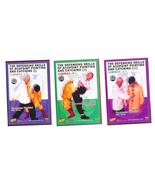 3 DVD Set Dim Mak Dian Hsueh: Defending Skills of Acupoint Pointing Xie ... - $95.00