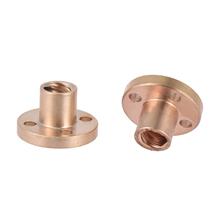Anet 2Pcs Brass T8 Lead Screw Nut For Lead Screw Stepper Motor 3D Printe... - $9.99