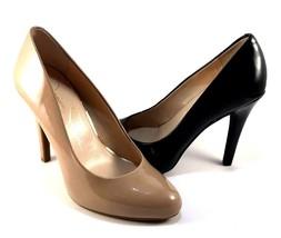 Jessica Simpson Malia Patent Stiletto Round Toe Pumps Choose Sz/Color - $58.00