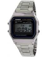 Casio Men's A158WA-1 Digital Watch - £27.92 GBP