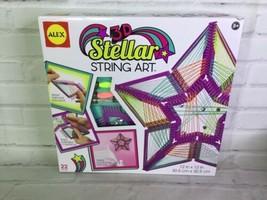 Alex Toys 3D Stellar String Art Kids Craft Kit NEW - $19.79