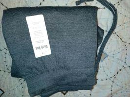 Beverly Rock Woman Drawstring Pocket Sweatpants, CHARCOAL GREY , 1X NEW W/TAGS image 6