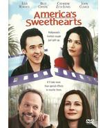America's Sweethearts DVD Julia Roberts Billy Crystal Catherine Zeta-Jones - $2.99
